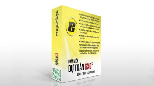 Ra mắt phiên bản phần mềm Dự toán GXD10