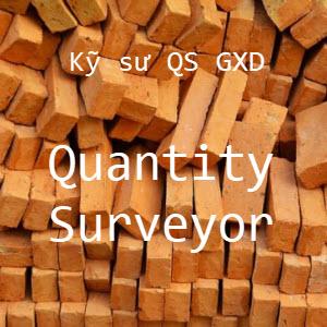 Khởi công biên soạn khóa học QS Quantity Surveyor đáp ứng nhu cầu tuyển dụng