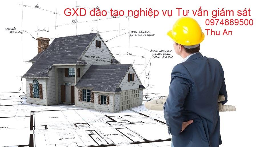 Bộ Xây dựng công nhận GXD được tổ chức bồi dưỡng nghiệp vụ giám sát thi công xây dựng công trình