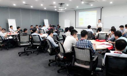 GXD JSC đào tạo nghiệp vụ Quản lý dự án tại Tập đoàn đầu tư TNG Holdings Việt Nam