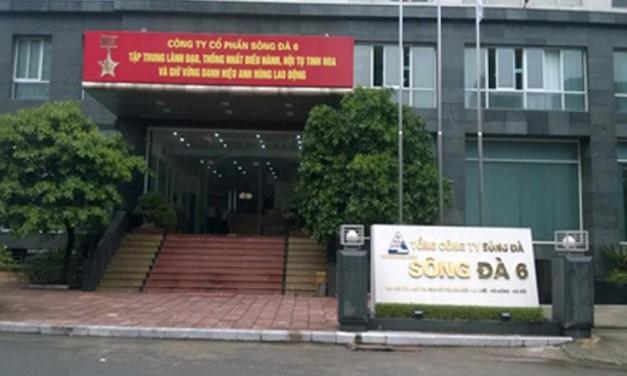 Sông Đà 6 chọn GXD phát triển phần mềm hạch toán chi phí thi công