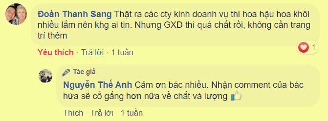 GXD thì quá chất rồi các giải thưởng