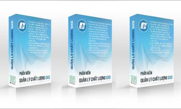 Một số chức năng cập nhật phần mềm QLCL GXD ngày 07/11/2020